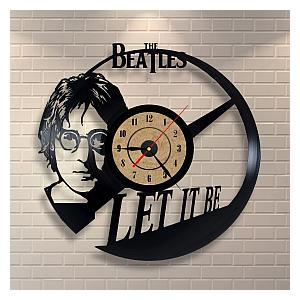 John Lennon Let It Be Clock