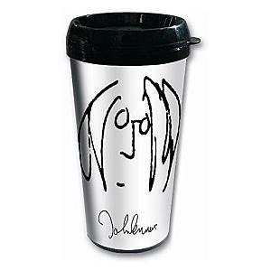 John Lennon Travel Mug