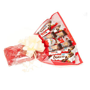 Kinder Chocolate Bouquet Gift