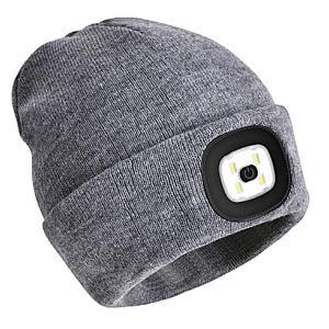 LED Lighted Beanie Hat