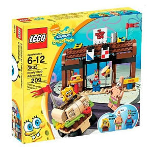 LEGO SpongeBob Krusty Krab Adventures