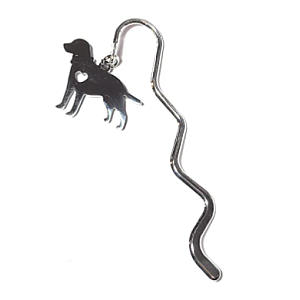 Labrador Dog Mini Bookmark