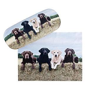 Labrador Glasses Case