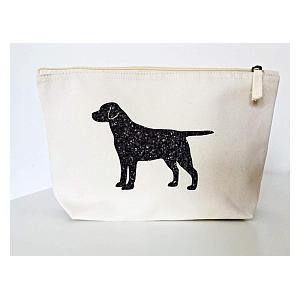 Labrador Make Up Bag