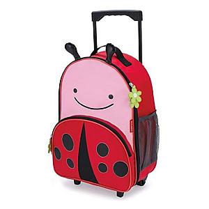 Ladybug Travel Trolley