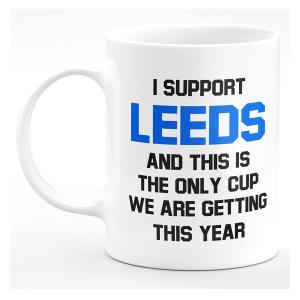 Leeds Fan Mug