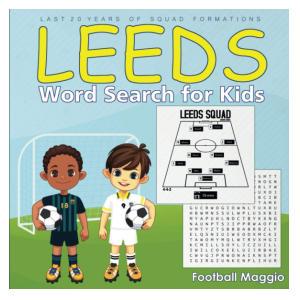 Leeds Kids Word Puzzles