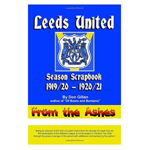 Leeds United 1920/21 Scrapbook