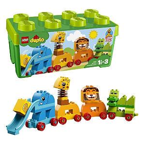 Lego Zoo Train