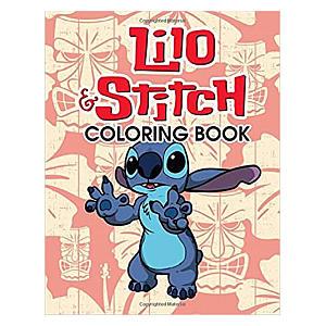 Lilo & Stitch Coloring Book