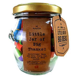 Little Jar of Big Thanks