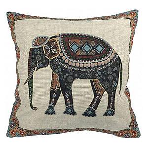 Lucky Elephant Cushion Cover