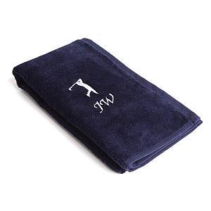 Luxury Personalised Golf Towel