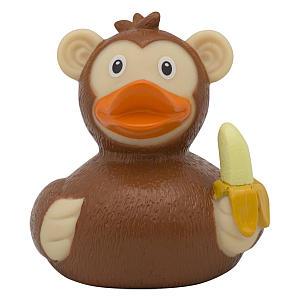 Monkey Rubber Duck Bath Toy