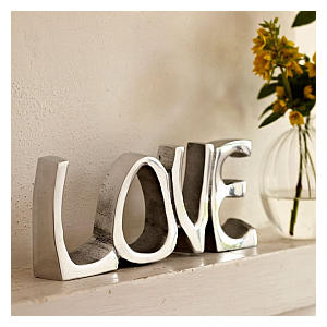 New Home Decor Love Sign Gift