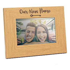 New Home Photo Frame