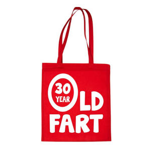 Novelty 30 Year Old Tote Bag