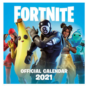 Official Fortnite Calendar