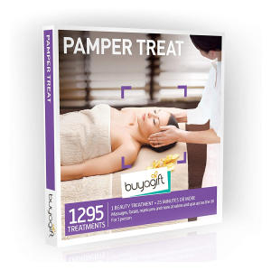 Pamper Treat Gift Experiences Box