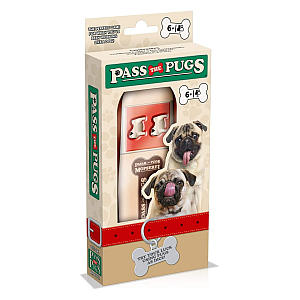 Pass the Pugs Dice Game