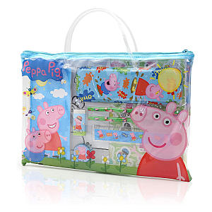 Peppa Pig Activity Travel Set