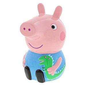 Peppa Pig - George - Multi-coloured Bank