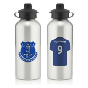 Personalised Everton Bottle