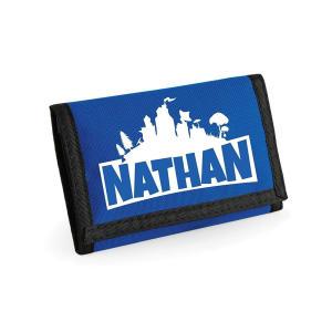 Personalised Fortnite Design Wallet