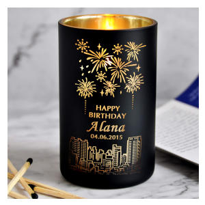 Personalised Scented Candle