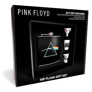 Pink Floyd Flask Set