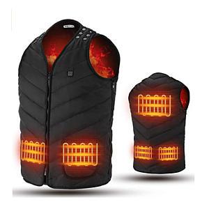 Rechargable Heated Vest
