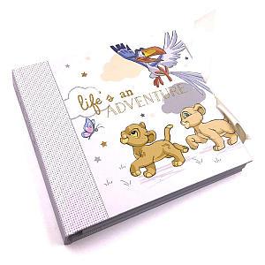 Simba Lion King Baby Photo Album