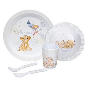 Simba Lion King Dinner Gift Set