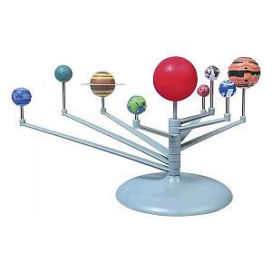 Solar System Planetarium Model Kit