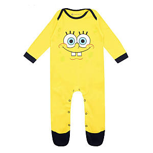 SpongeBob Baby Boys Squarepants Sleepsuit