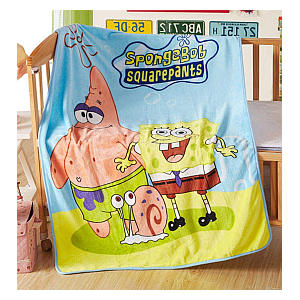SpongeBob Soft Throw