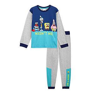 SpongeBob Squarepants Boys Pyjamas