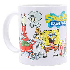 Spongebob Squarepants Gang Mug