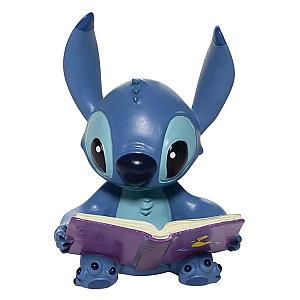 Stitch Disney Traditions Book Figurine