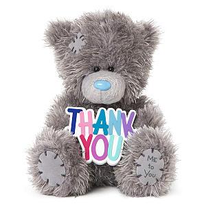 Thank You Tatty Teddy Bear