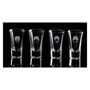 The Beatles Shot Glasses