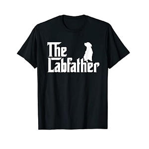 The Lab Father T-Shirt
