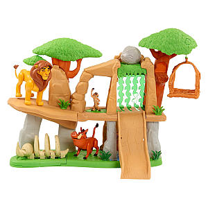 The Lion King Classic Pride Land Play Set