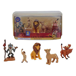 The Lion King Collector Figure Set
