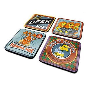 The Multi Coloured Coaster Set