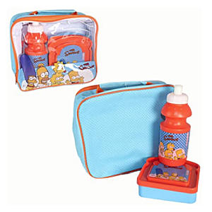 The Simpsons 3 Piece Lunch Set