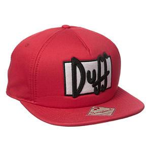 The Simpsons Duff Cap