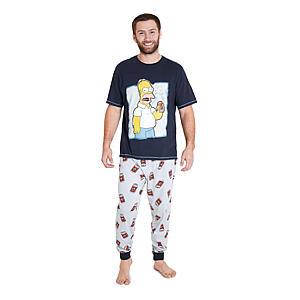 The Simpsons Mens Pyjamas