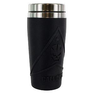 Travel Mug with Call of Duty Logo