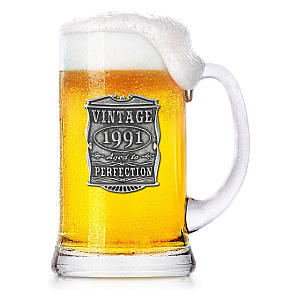 Vintage 30th Birthday Beer Tankard